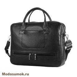Сумка-портфель из натуральной кожи Alexandr MP 25