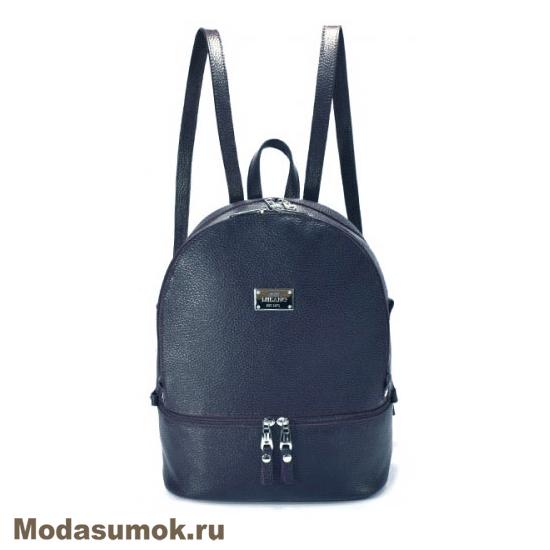 f115695c977d Женский рюкзак из натуральной кожи BB1 - 940121 синий купить в ...