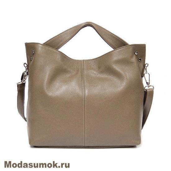 Преимущества натуральной кожи для сумок