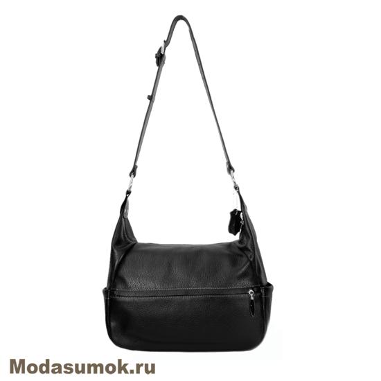 fb4d1299a28a Женская сумка из натуральной кожи L-Craft L 79 черная купить в ...
